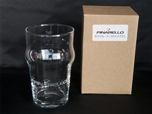 ピナレロ ハーフパイントグラス